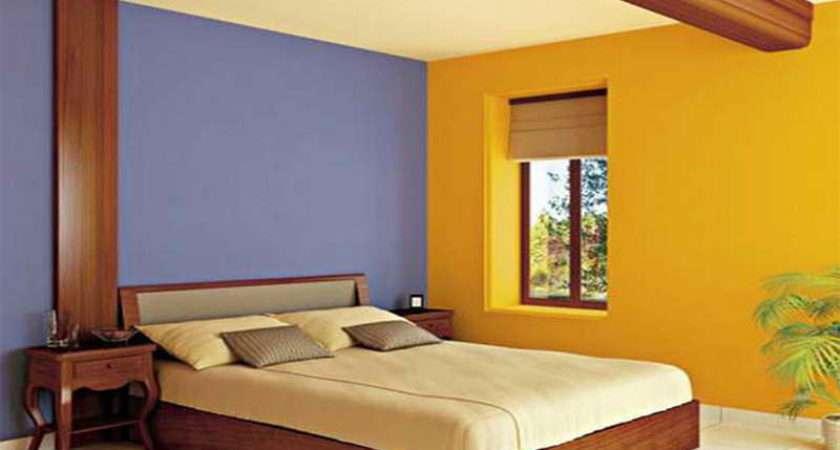 Colors Bedroom Wall Combinasi Color