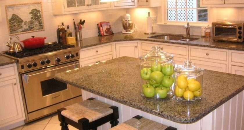 Colour Countertops White Kitchen Cabinets Pip Thenest