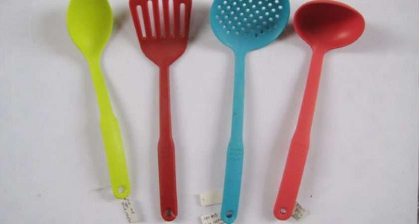 Colour Hand Nylon Kitchen Utensil Buy Colorful Utensils