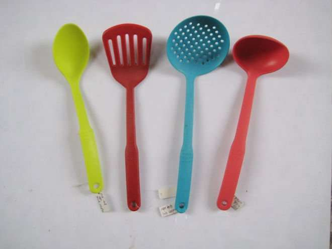 Colour Hand Nylon Kitchen Utensil Buy Colorful Utensils