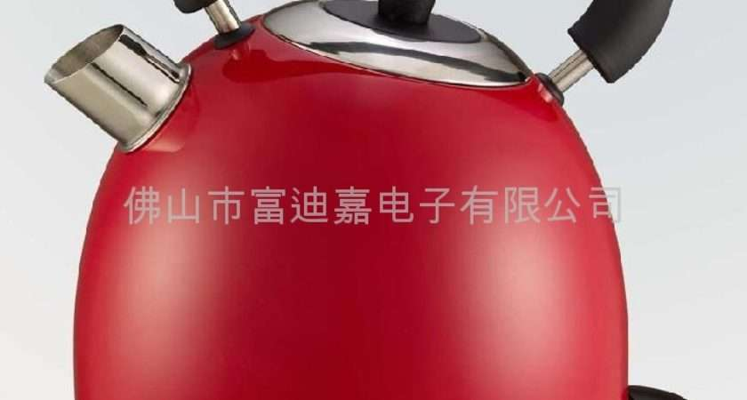 Colour Kettle China Manufacturer Electric