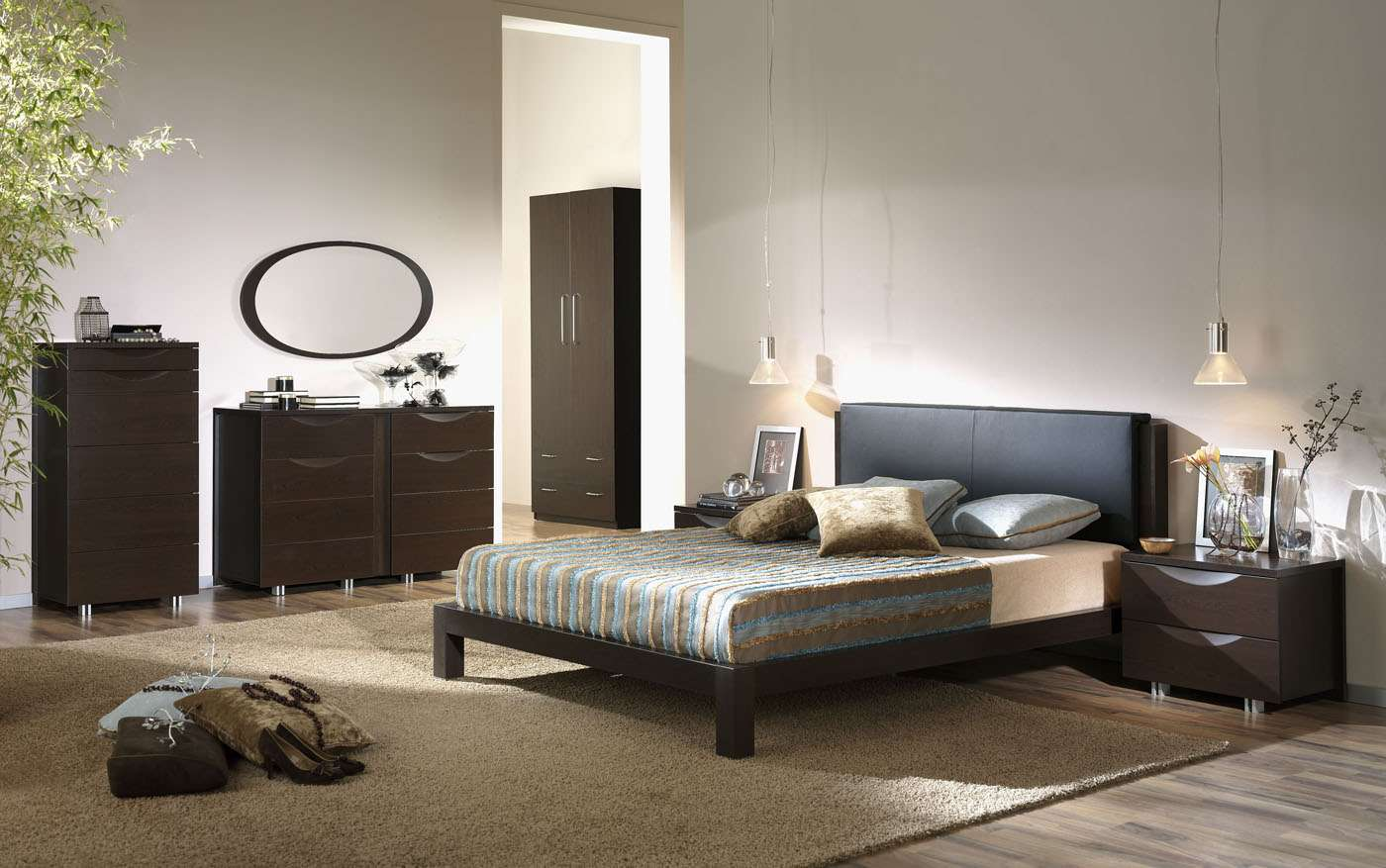 Colour Schemes Bedroom Decor Ideas