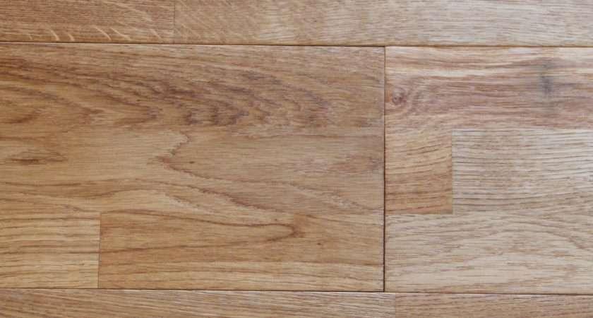 Colours Barcarolle Natural Strip Solid Oak Flooring