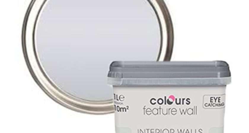 Colours Feature Wall Stardust Emulsion Paint
