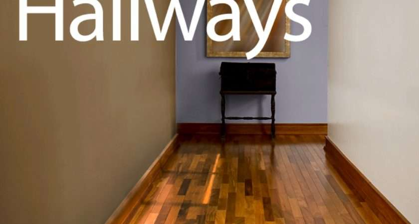 Colours Paint Hallways