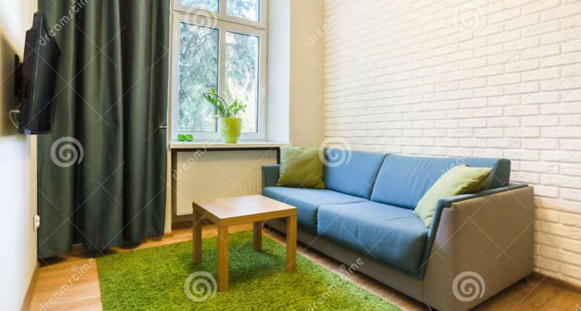 Comfortable Couch Small Flat