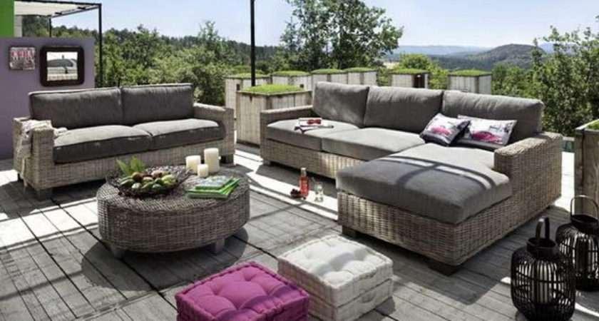 Comfortable Garden Furniture Your Outdoor Living Room
