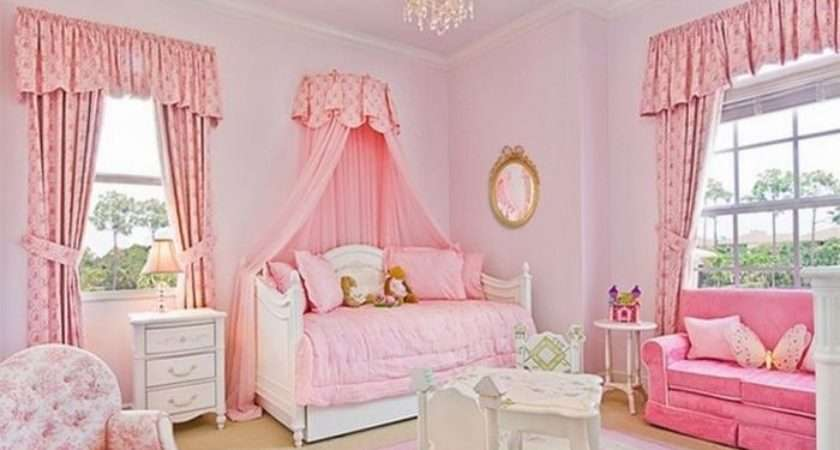 Completely Adorable Girls Bedrooms Floral