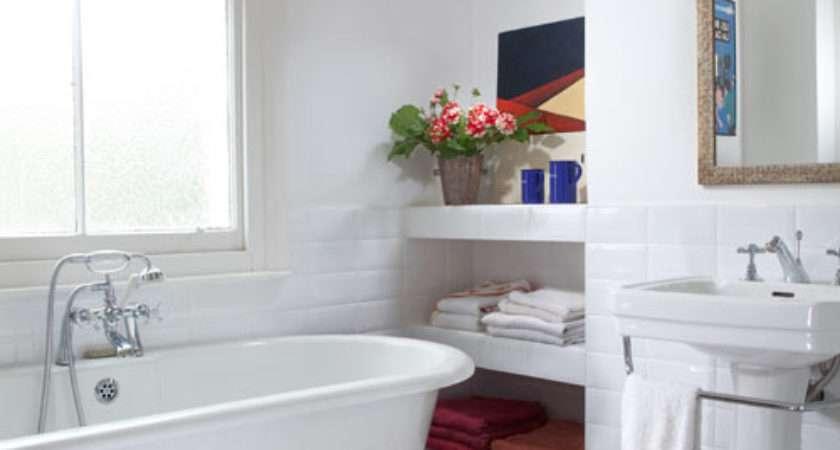 Complimenting Roll Top Bath Bathroom Design Victoria