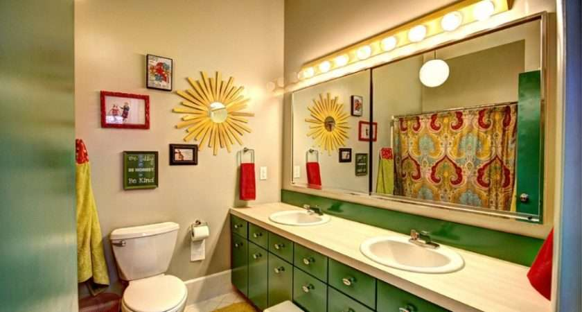 Concept Fun Bathroom Ideas Kids Beautiful Theme Design