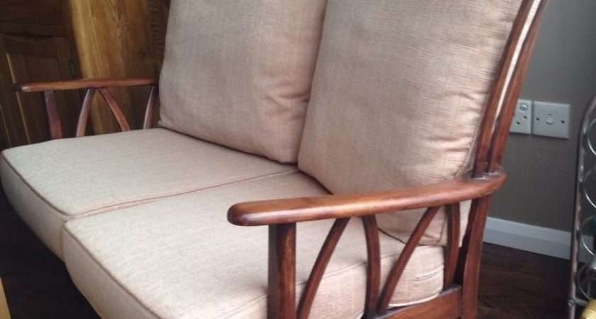Conservatory Furniture Sofa Settee Chairs Retro Late