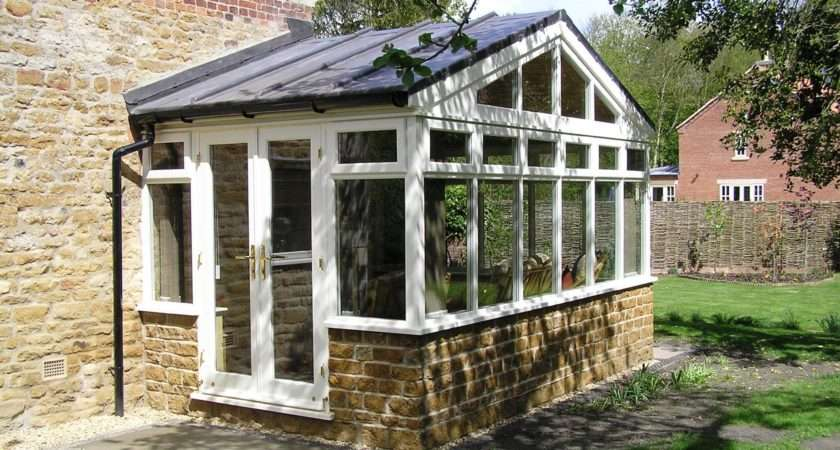 Conservatory Listed Building
