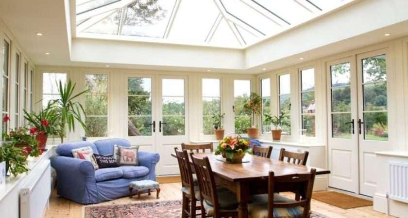 Conservatory Orangery Garden Room Perfect