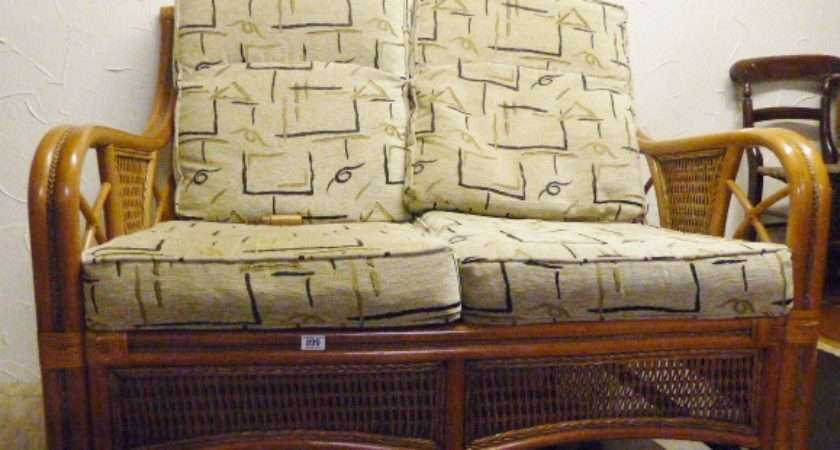 Conservatory Settee Two Seater