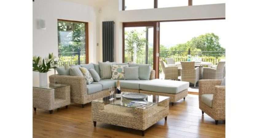 Conservatory Sofa Garden Room Settee Holloways