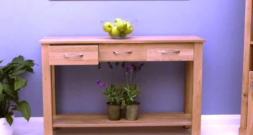 Console Table Argos Collection Addington Drw Shelf