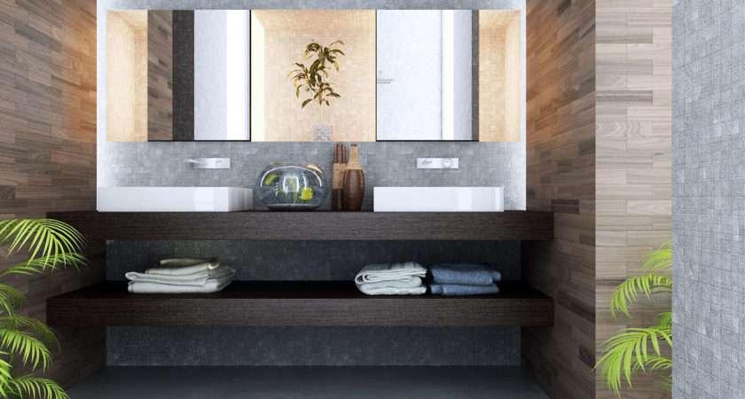 Contemporary Bathroom Designs Kitchen Layout Decor Ideas