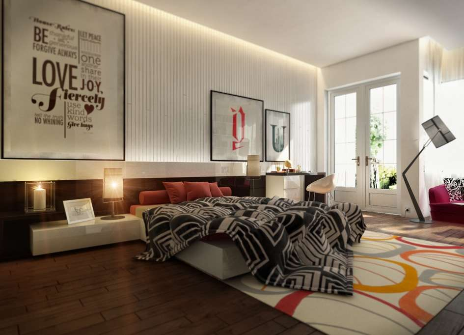 Contemporary Bedrooms Koj Design