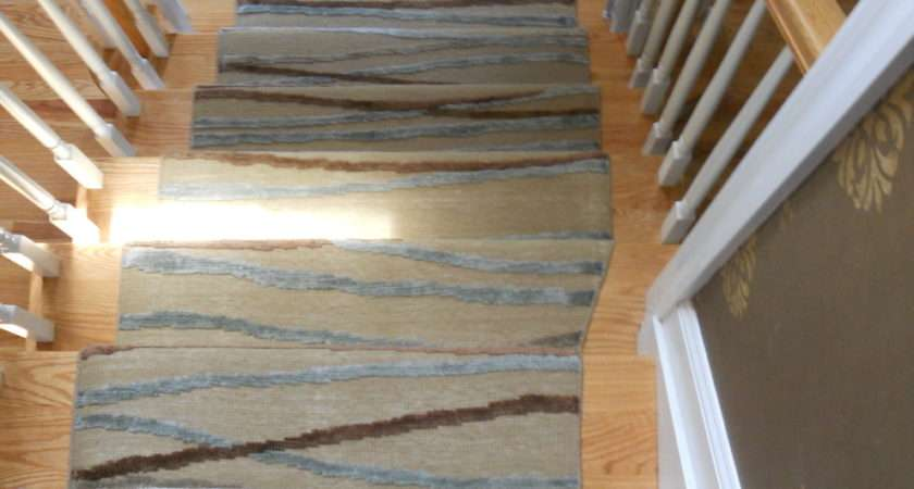 Contemporary Carpet Runners Stairs Floor Matttroy