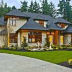 Contemporary Country Home Bellevue Idesignarch Interior Design
