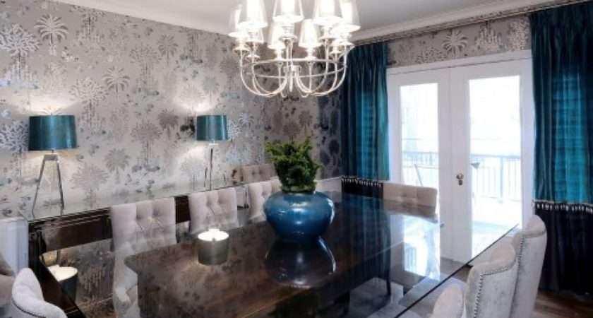 Contemporary Dining Room Inspiring Ideas