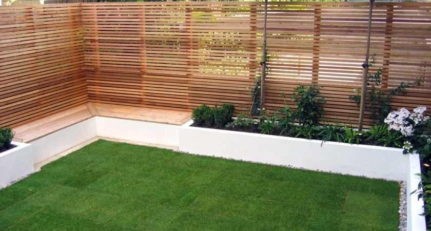 Contemporary Garden Design London Architectural
