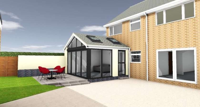 Contemporary Garden Room Extension Transform Architects