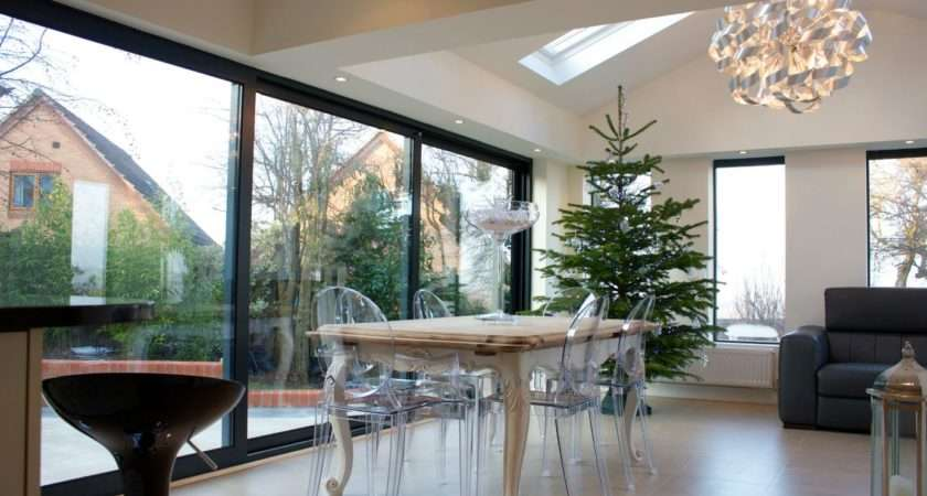 Contemporary Garden Room South Yorkshire Transform