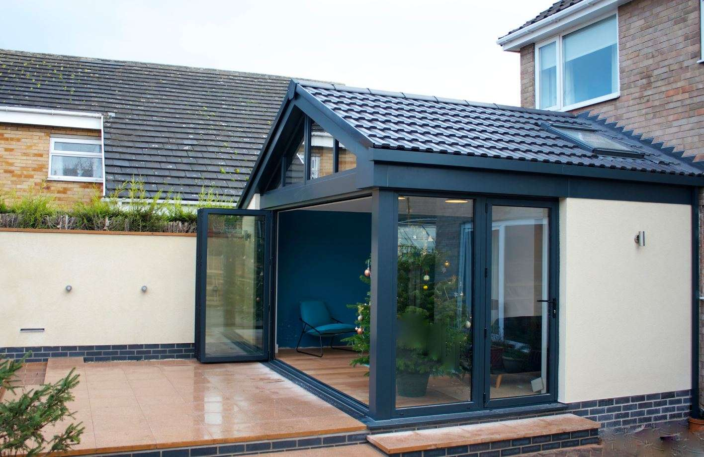Contemporary Garden Room West Yorkshire Transform Architects