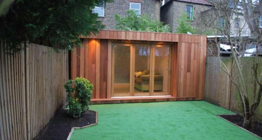 Contemporary Garden Sheds