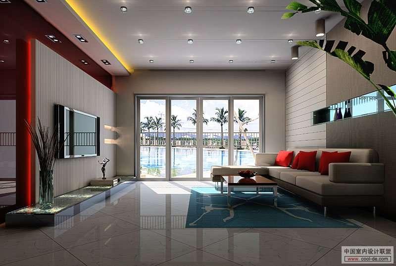 contemporary interior design living room wall units lentine