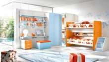 Contemporary Kids Room Interior Design Ideas