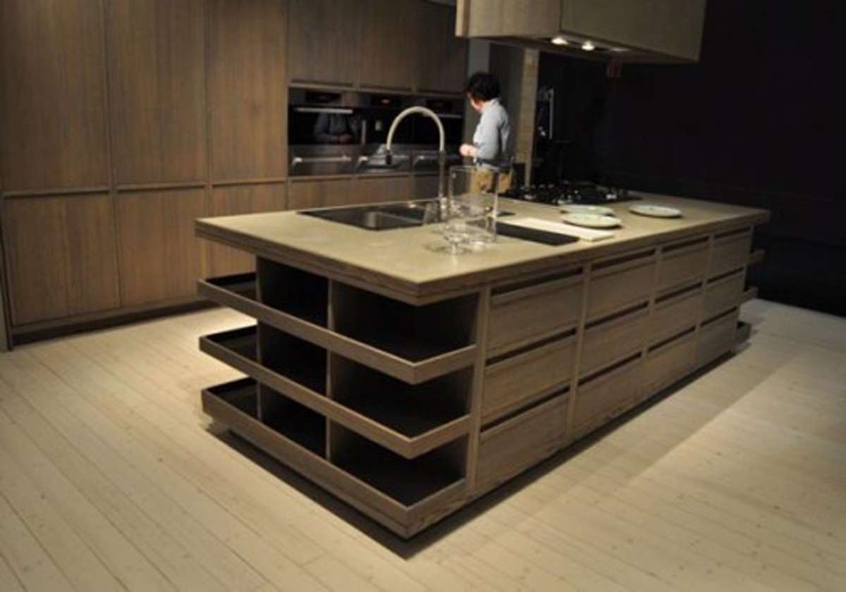 Contemporary Kitchen Design Ideas New Interior Furniture