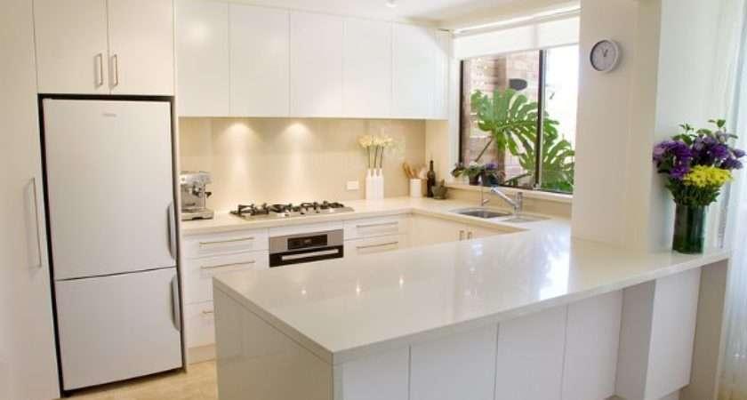 Contemporary Kitchen Designs Small Spaces Designer