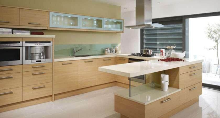 Contemporary Kitchen Fenton Oak Medium Interior Design Architecture
