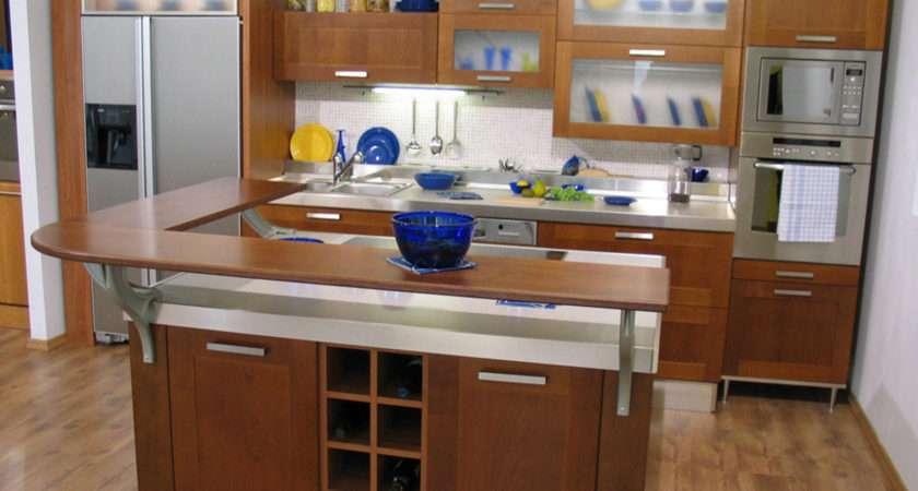 Contemporary Kitchen Islands Storage Decobizz