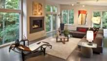 Contemporary Living Rooms Sectional Sofas