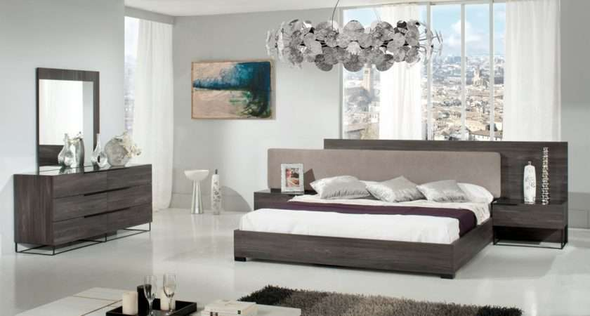 Contemporary Master Bedroom Furniture Holland