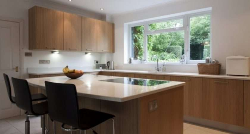 Contemporary Oak Kitchen Design Matters