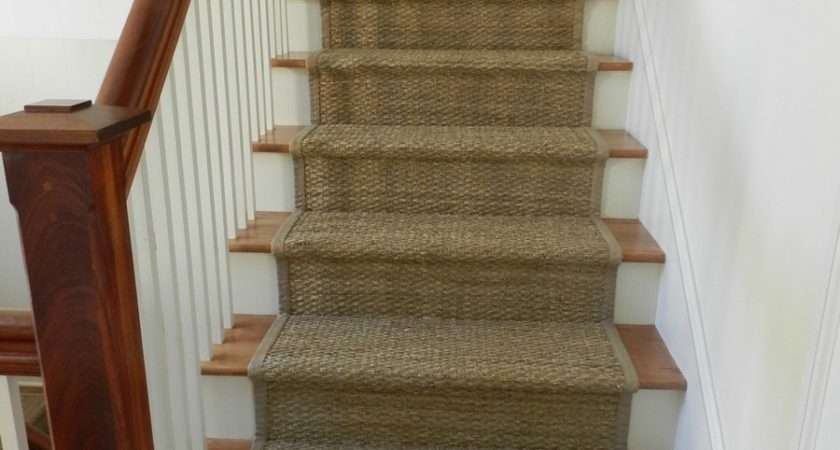 Contemporary Stair Designs Natural Carpet Nytexas