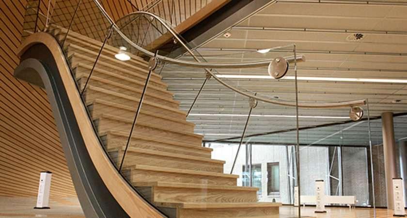 Contemporary Staircase Interior Design One Total Modern
