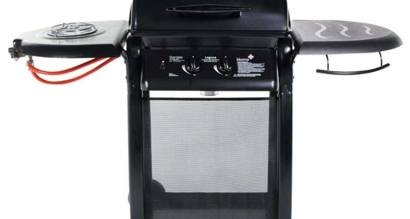 Continue Shopping Blooma Laguna Burner Gas Barbecue