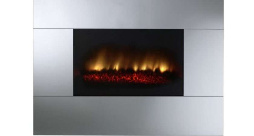 Continue Shopping Marseille Wall Hung Electric Fire Remote