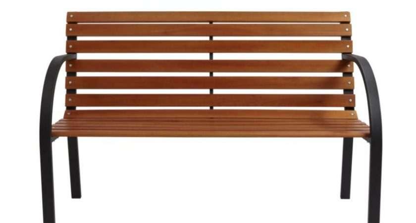 Continue Shopping Norfolk Metal Park Bench Wooden