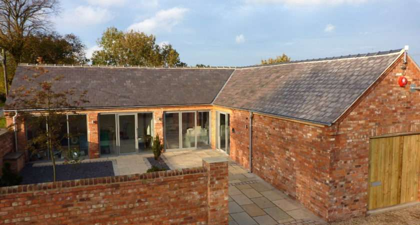 Conversion Disused Barn Into Offices Sigglesthorne East