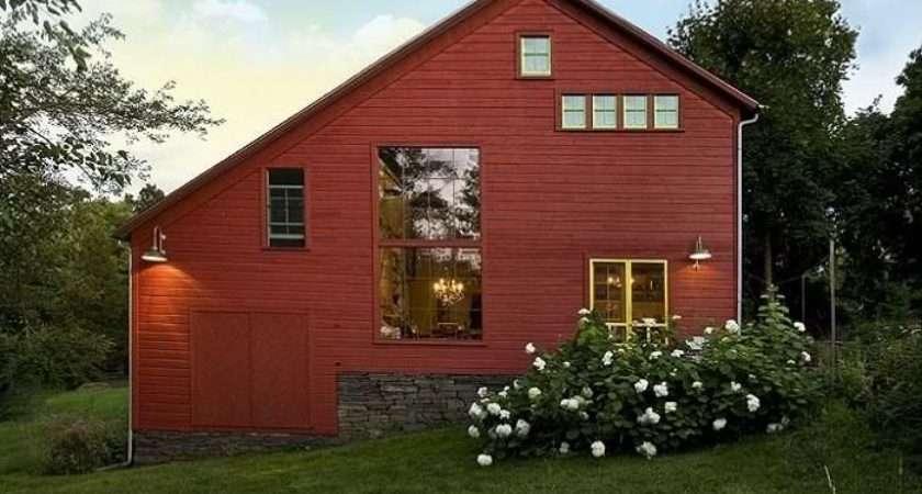 Converted Barn Studio Inspiration Pinterest