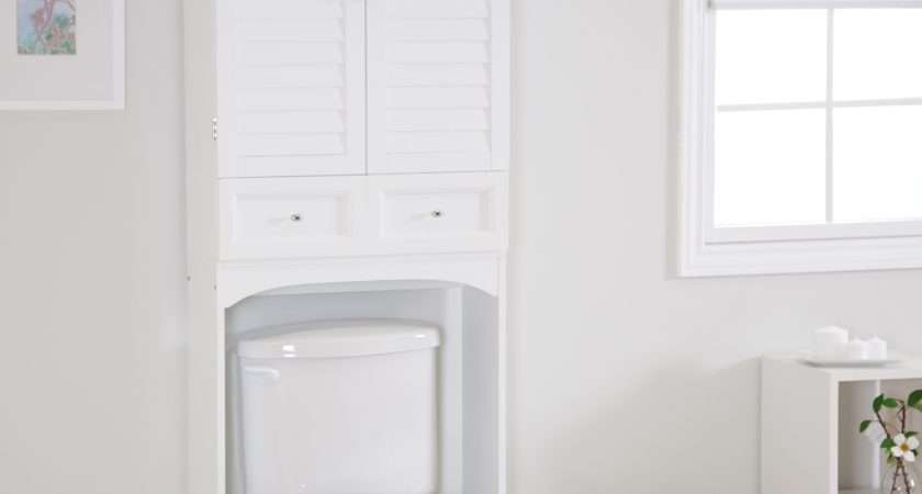 Cool Bathroom Space Saver Over Toilet Bed Bath Beyond
