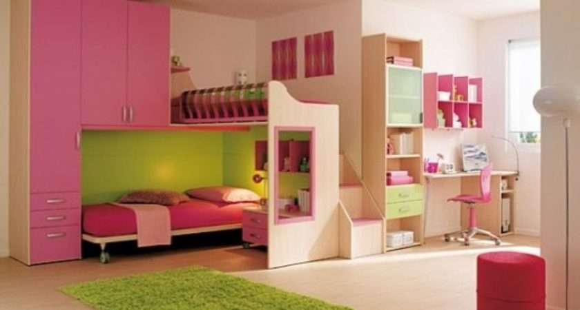 Cool Bedroom Idesas Girls Interesting Themes Ideas