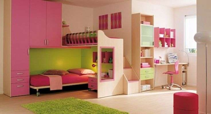Cool Bedroom Idesas Girls Interesting Themes Ideas