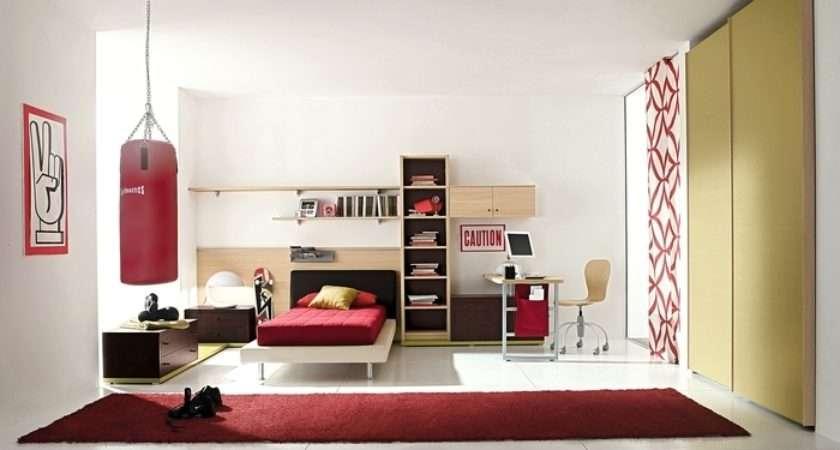 Cool Boys Bedroom Ideas Group Digsdigs